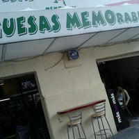 Photo taken at Las Memorables by Hector M. on 9/14/2012