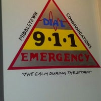 Photo taken at Middletown Emergency Sercices by Chris M. on 9/30/2012