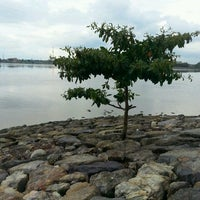 Photo taken at Pontian Sea Side by Caca D. on 4/15/2017