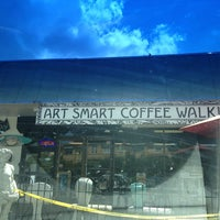 Photo taken at Art Smart Coffee Walkup by Sarah A. on 4/27/2013
