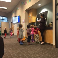 Photo taken at North Regional Library by Sarah A. on 1/3/2017
