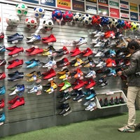 1/8/2018にthalia k.がサッカーショップKAMO 原宿店で撮った写真