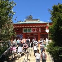Foto scattata a 高尾山 薬王院 da niha00 il 10/8/2012