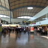 Photo taken at Alicante-Elche Airport (ALC) by Daniel G. on 3/20/2013