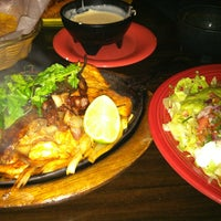 Photo taken at Poblano's Mexican Bar & Grill by Lisa M. on 6/4/2013