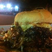 Photo taken at burger bakar o-an by Adam M. on 2/28/2013