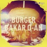 Photo taken at burger bakar o-an by Adam M. on 2/26/2013