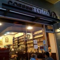 Foto tomada en Coffee Tomo por D-ta L. el 7/5/2013