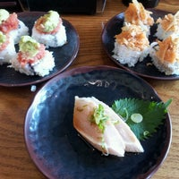 Photo taken at SushiStop by D-ta L. on 6/2/2013