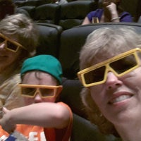 Photo taken at Entergy IMAX Theater by Shelley P. on 8/6/2013