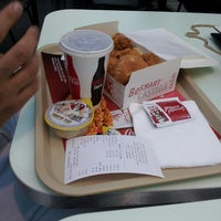 Photo taken at KFC by Andreea N. on 4/16/2013