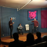 Photo taken at Providence Improv Guild by Jeff R. on 3/5/2016