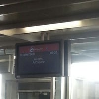Photo taken at Gate B11 by Jean-Marc G. on 3/29/2013
