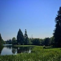 Photo taken at Eastmoreland Golf Course by Micah B. on 8/19/2014
