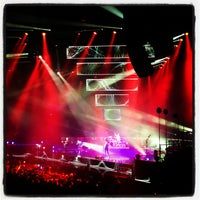 Photo taken at Rogers Arena by vancity r. on 2/7/2013