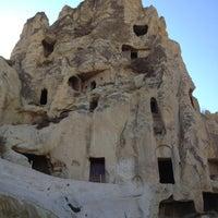 10/14/2012 tarihinde Idil O.ziyaretçi tarafından Göreme Açık Hava Müzesi'de çekilen fotoğraf
