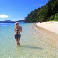 Photo taken at Meritus Pelangi Beach Resort & Spa by Roxana L. on 12/31/2012