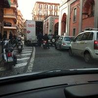 Photo taken at Via dei Mille by Rino G. on 1/11/2013