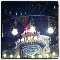 Photo taken at Masjid Saladin by Nadia S. on 5/5/2013