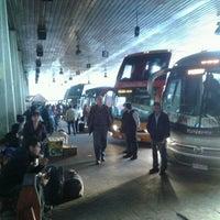 Photo taken at Terminal de Buses Osorno by Erik G. on 2/16/2013