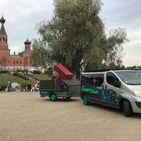 Photo taken at Maardu Kiriku Park by Jānis B. on 9/9/2018