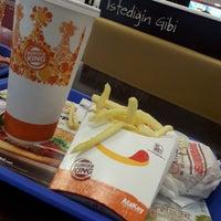 10/10/2018 tarihinde Aslı T.ziyaretçi tarafından Burger King'de çekilen fotoğraf
