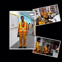 Photo taken at Petronas Petrochemical Integrated Complex by Mohd N. on 11/14/2013