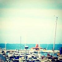 2/2/2013 tarihinde Didem B.ziyaretçi tarafından Wyndham Grand Istanbul Kalamış Marina Hotel'de çekilen fotoğraf