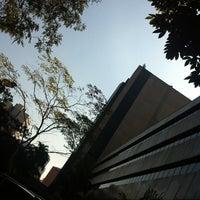 Photo taken at Centro Administrativo Santo Amaro by George on 7/3/2013