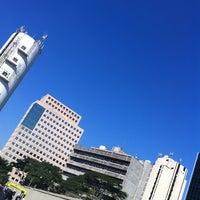 Photo taken at Centro Administrativo Santo Amaro by George on 6/18/2013