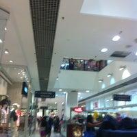 Photo taken at Shopping Metrô Santa Cruz by George on 1/20/2013