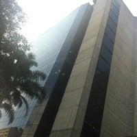 Photo taken at Centro Administrativo Santo Amaro by George on 5/21/2013