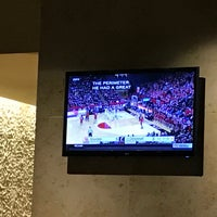 Photo taken at Westin Lobby Bar by Nick S. on 3/3/2017