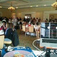 Photo taken at Princess Anne Country Club by Bruce S. on 11/7/2012