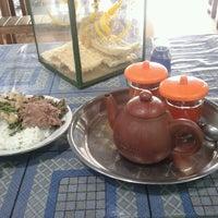 """Photo taken at Warung makan khas jawa """"bu sudar"""" by Henki P. on 10/16/2012"""
