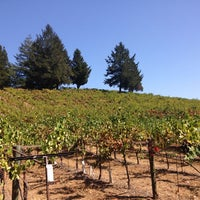 Photo taken at ACORN Winery by Gabe L. on 9/5/2014