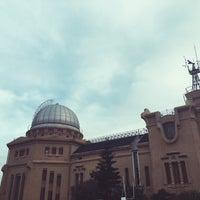 Photo taken at Observatori Fabra by Helena C. on 3/30/2016