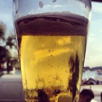 Photo taken at Taps Brewery by Burak T. on 9/16/2012