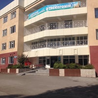 Photo taken at TMA   TASHKENT MEDICAL ACADEMY УЧЕБНЫЙ КОРПУС 1, 2 by Шохрух Г. on 9/22/2015