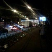 Photo taken at Ryazansky Avenue by Vladimir B. on 10/29/2012