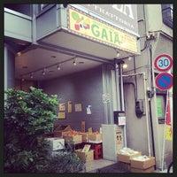 Photo taken at GAIA (ガイア) 代々木上原店 by Wataru N. on 12/23/2013