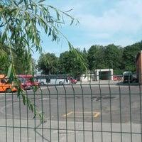 Photo taken at Dobeles autobusu parka birojs by Emīls Erlends Š. on 7/28/2018