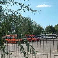 Photo taken at Dobeles autobusu parka birojs by Emīls Erlends Š. on 8/3/2018