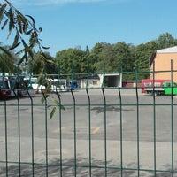 Photo taken at Dobeles autobusu parka birojs by Emīls Erlends Š. on 9/8/2018