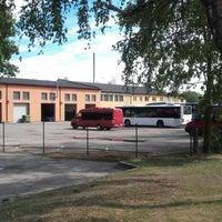 Photo taken at Dobeles autobusu parka birojs by Emīls Erlends Š. on 8/13/2018