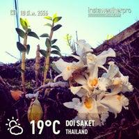 Photo taken at ตลาดเชิงดอย@Doisaket by Sirisin S. on 3/9/2013