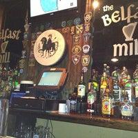 Photo taken at Belfast Mill Irish Pub by Chris C. on 1/20/2013