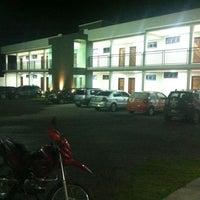Photo taken at Hotel - Poudada Posto Shell Anel by Silvia F. on 12/19/2012
