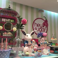 Photo taken at Hey Sugar Bakeshop by Bader A. on 8/6/2015