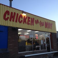 Photo taken at Chicken On The Way by Alex L. on 9/15/2013